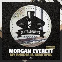 Morgan Everett - Cui Cui (Bonus Free Download) cover art