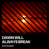 Breaks Dawn EP cover art
