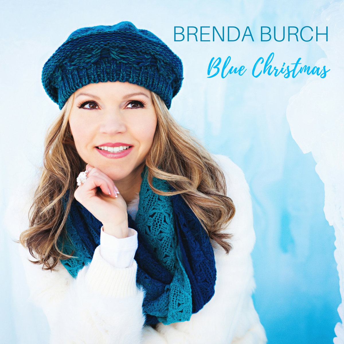 Blue Christmas by Brenda Burch