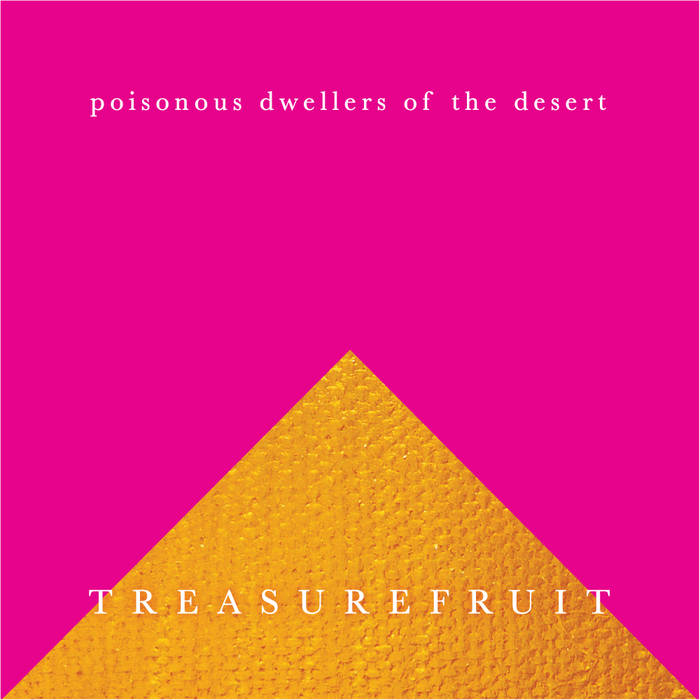 Poisonous Dwellers of the Desert cover art