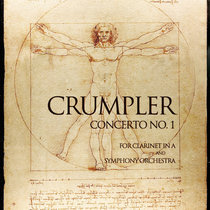 Concerto No. 1 for Clarinet in A & Sym. Orch. cover art
