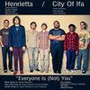 """Everyone Is (Not) You"" Split w/ Henrietta Cover Art"