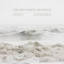 Enduser & Aaron Bianchi - Objects in a Storm cover art
