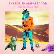 Lion (& Friends Mix) ft. Jesse Klein, Robin Jackson & Ananda Vaughan cover art