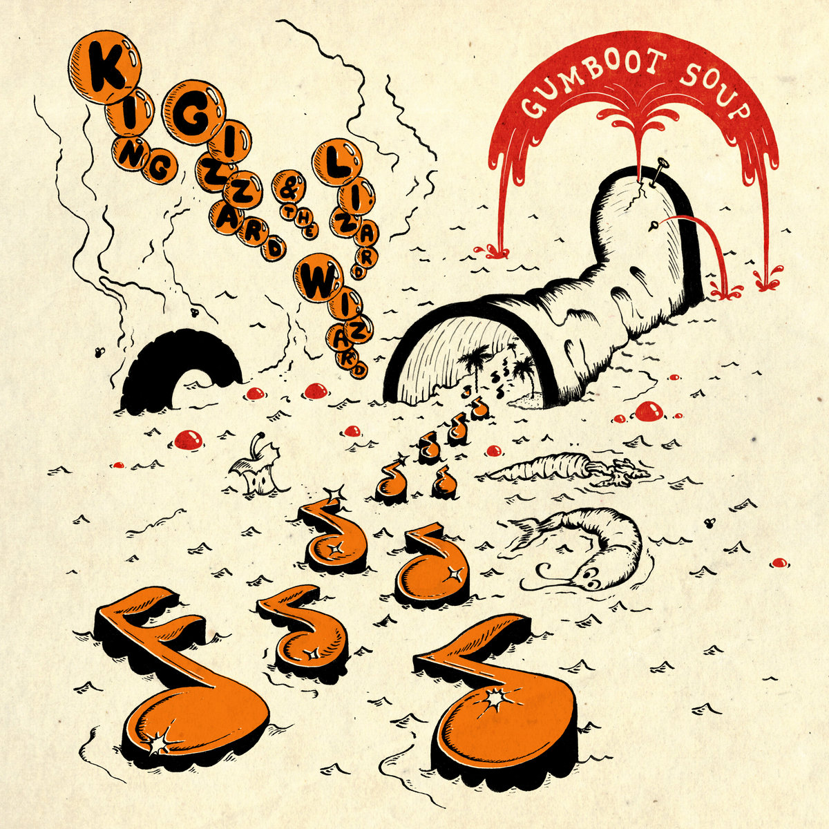 Gumboot Soup Cover Art