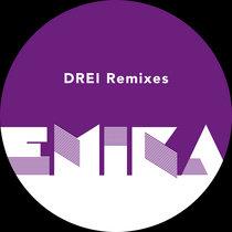 DREI - Remixes cover art