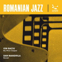 Romanian Jazz – 7inch cover art