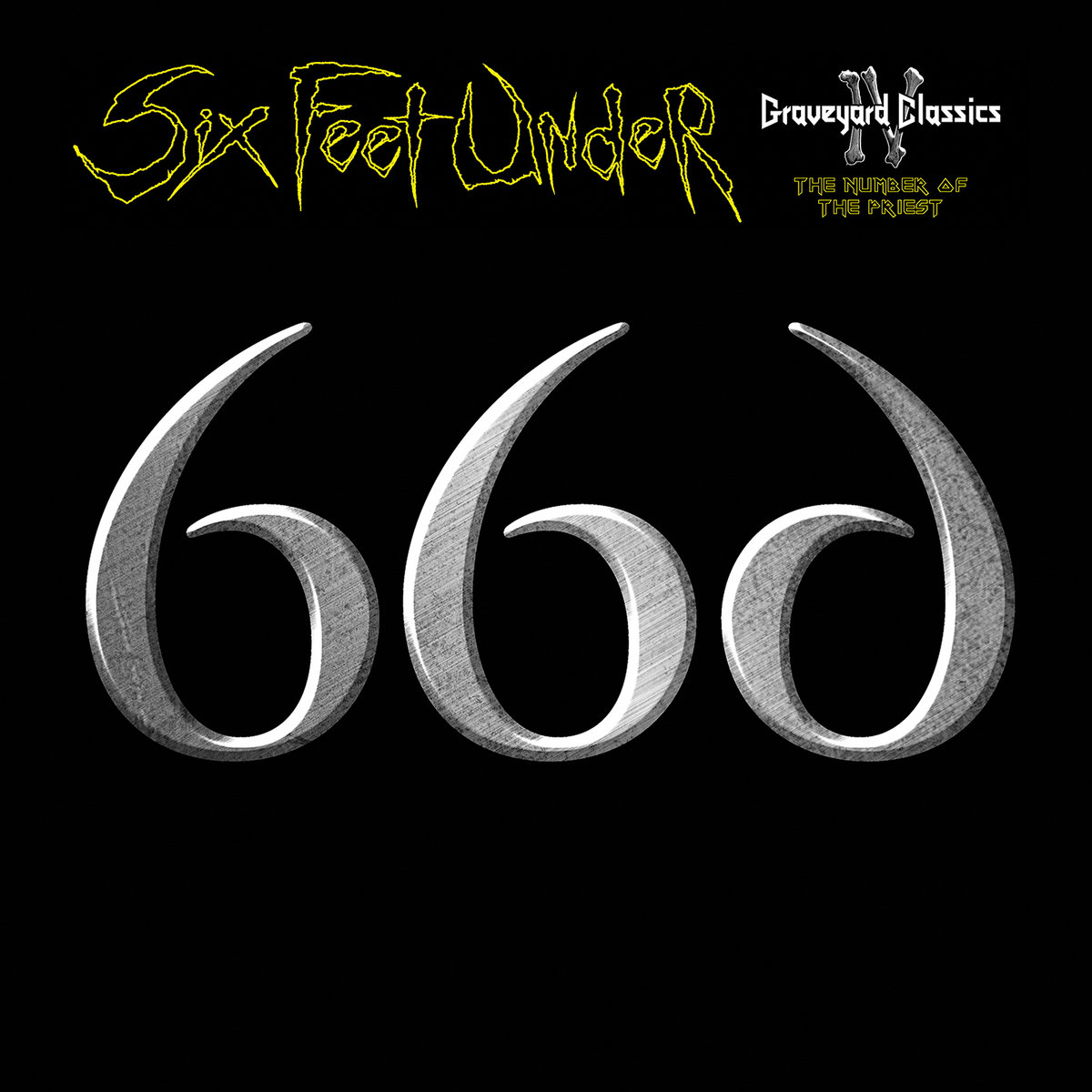 Graveyard Classics IV: The Number of the Priest   Six Feet ...
