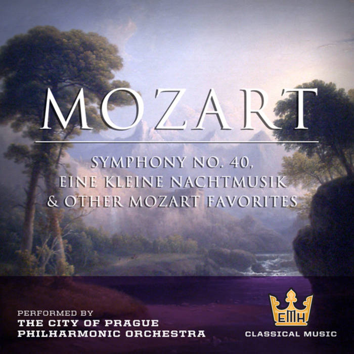 City of Prague Philharmonic Orchestra - Symphony No  41 In C