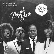 Rick James & The Soul Mates - Thank You (Single) cover art