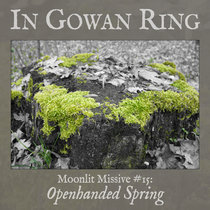 Openhanded Spring (Moonlit Missive #15) cover art