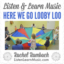 Here We Go Looby Loo cover art