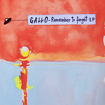 Remember to Forget EP cover art