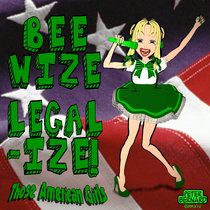 BEE WIZE LEGAL EYES! cover art