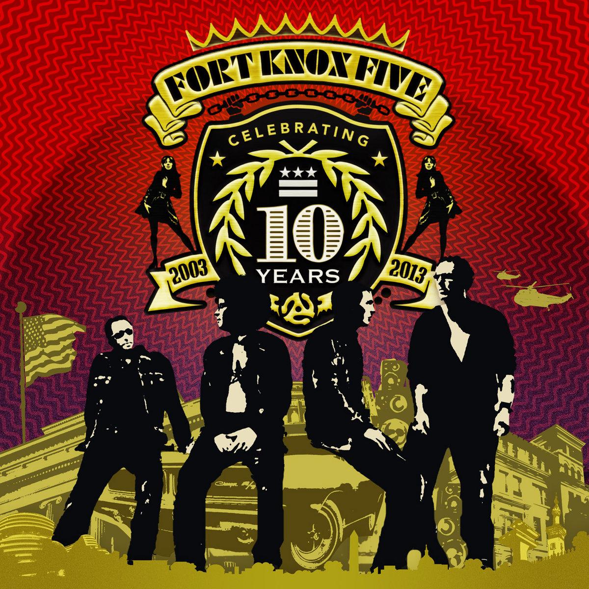 Resultado de imagen de 10 years of fort knox five
