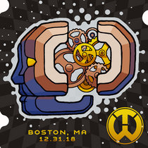 LIVE @ House of Blues - Boston, MA 12.31.18 cover art