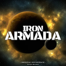 Iron Armada (Original Soundtrack) cover art
