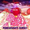 Pomegranate Sunset Cover Art