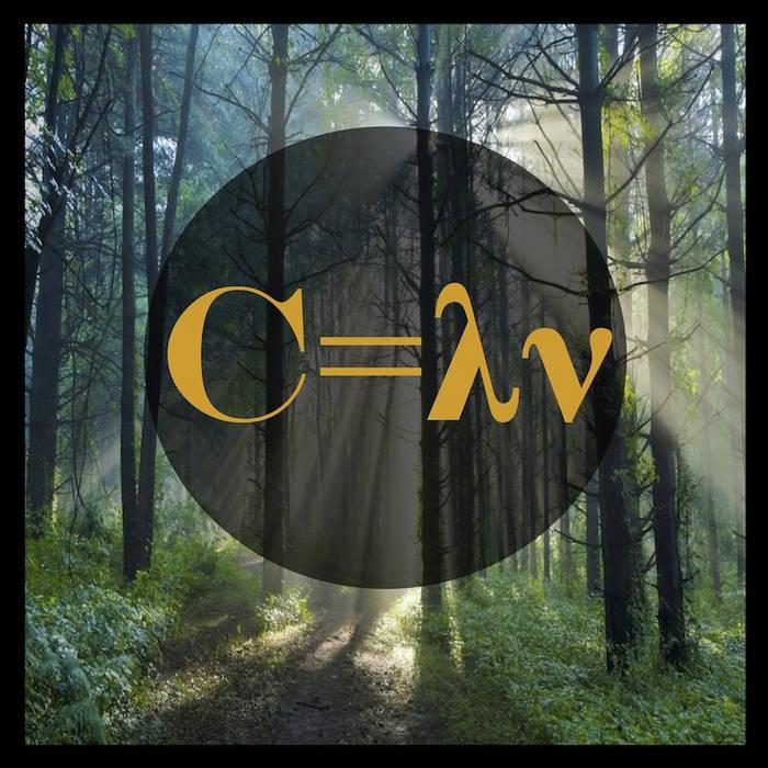 C=λv cover art