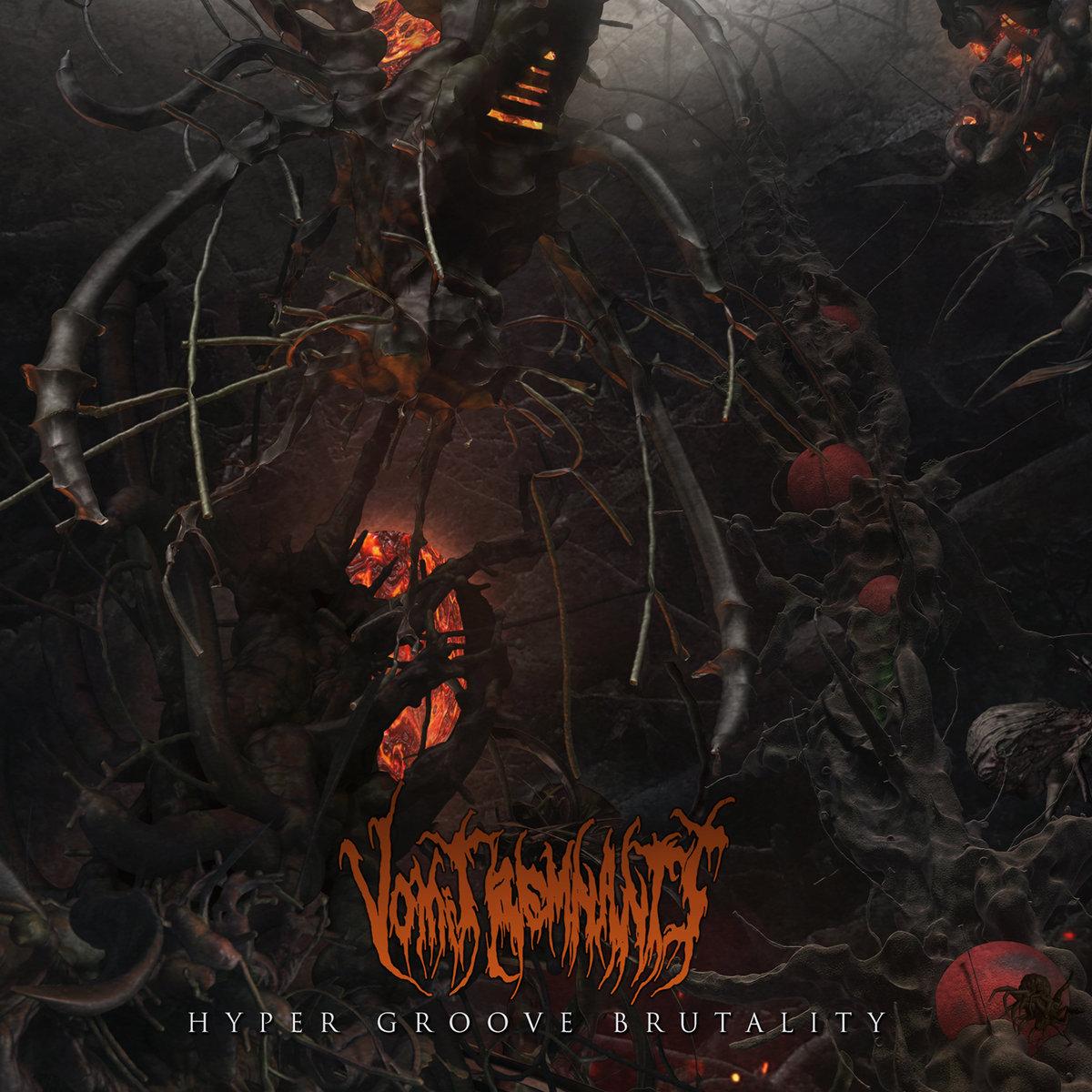 Image result for Vomit Remnants - Hyper Groove Brutality