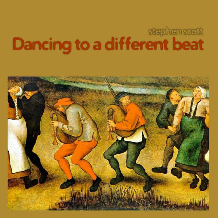 Dancing to a different Beat – Stephen Scott