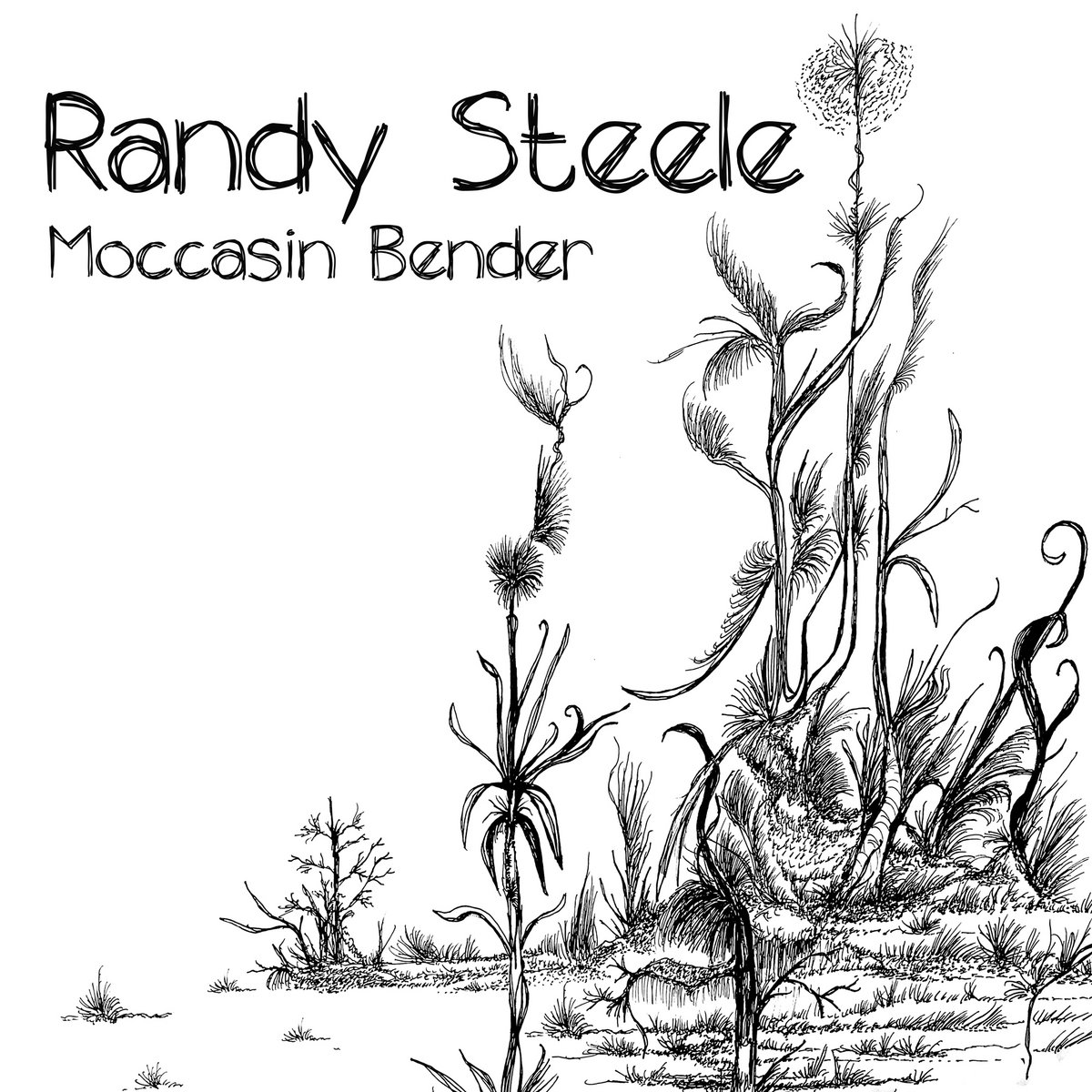 Moccasin Bender | Randy Steele