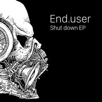 shut down EP cover art