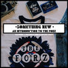 Something New • An Introduction To The FORZ Cover Art