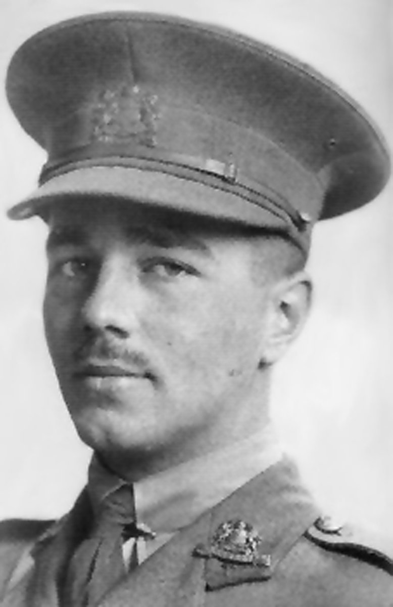 wilfred owen death