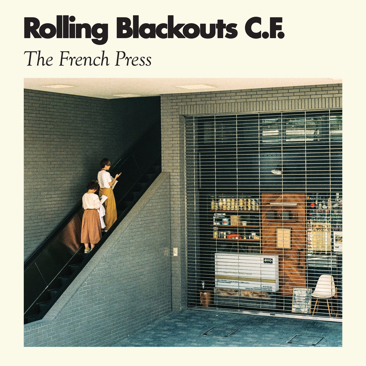 Image result for rolling blackouts coastal fever french press