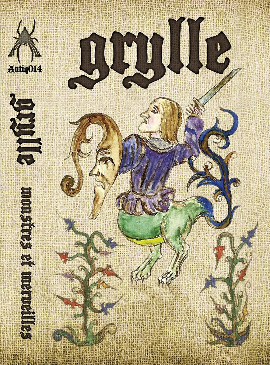 grylle folk black metal médiéval