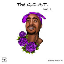 The G.O.A.T. Vol 1 cover art