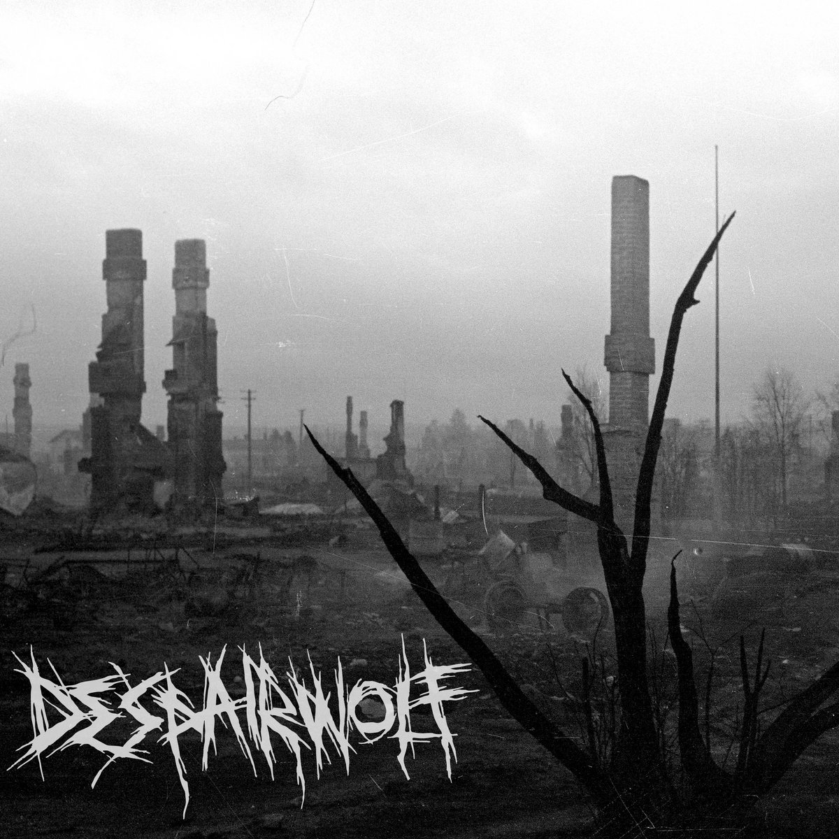 Despairwolf - Despairwolf [EP] (2018)
