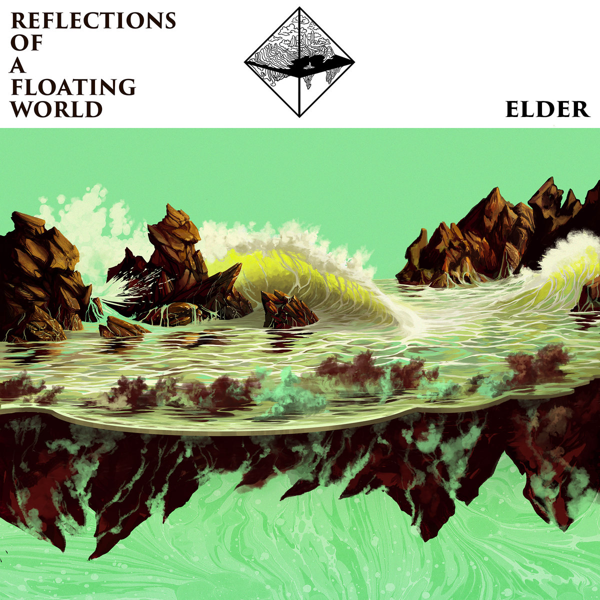Резултат с изображение за Elder - Reflections of a Floating World