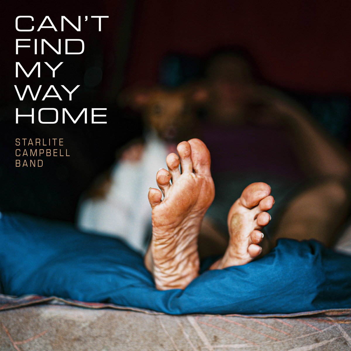 Can't Find My Way Home by Starlite Campbell Band