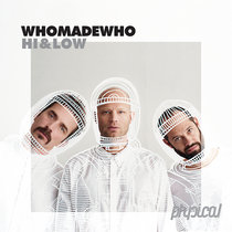 WhoMadeWho cover art