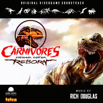 Carnivores Dinosaur Hunter Reborn OST cover art