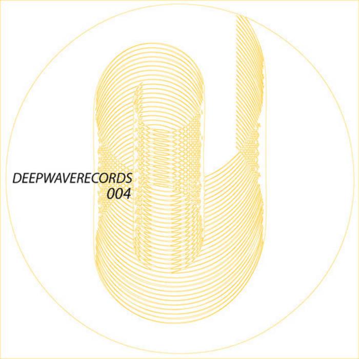 DWR04 Ian Metty - Feel The Beat EP cover art