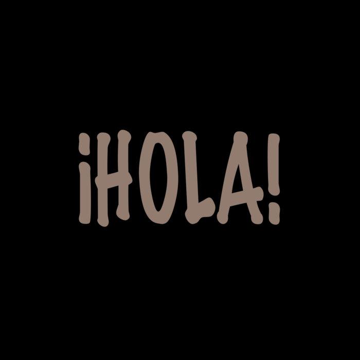 Hola by Jim Dalton, single, 2018