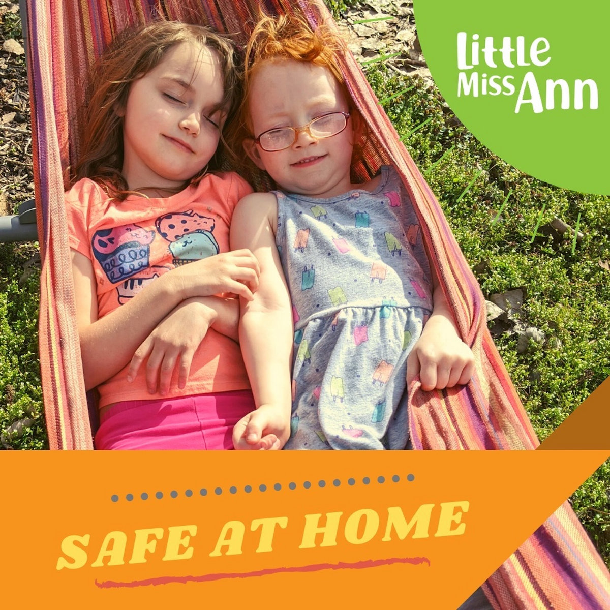 Safe at Home by Little Miss Ann