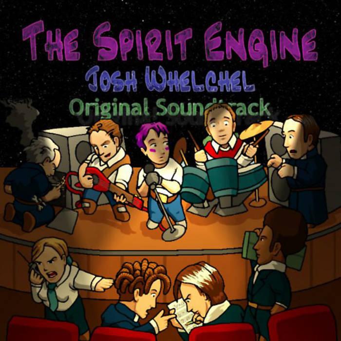 The Spirit Engine 2 - Complete Original Soundtrack   Josh
