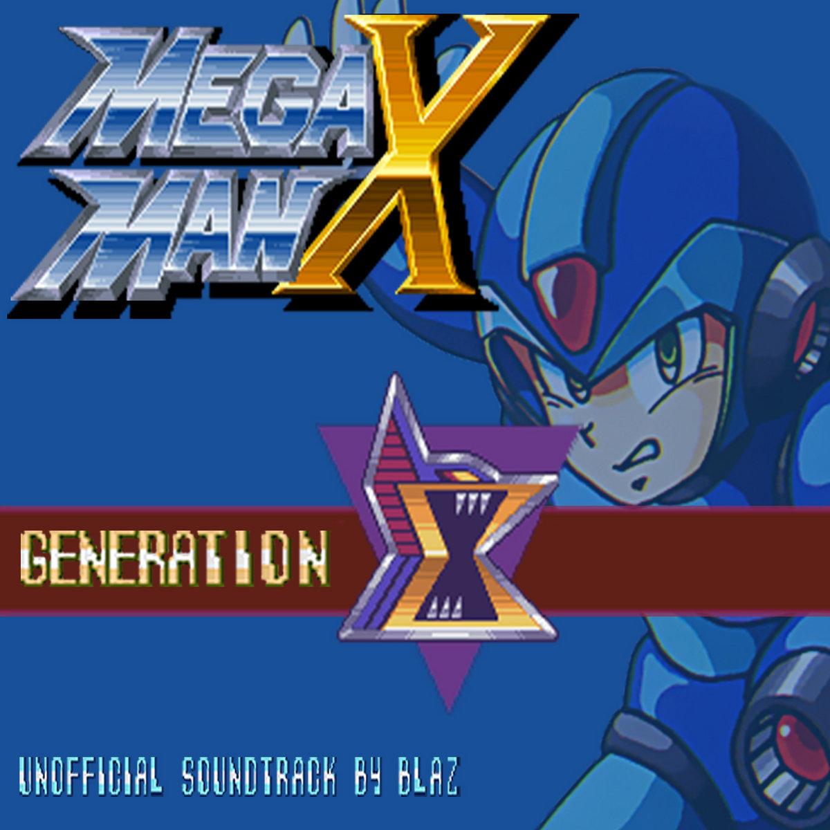Megaman X Intro Stage