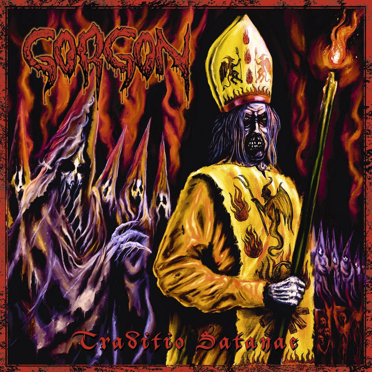 Gorgon Traditio Satanae Review Le Scribe Du Rock