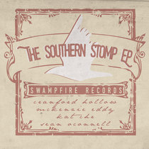 The Southern Stomp EP with Mckenzie Eddy, Sean O'Connell and Kat CHR cover art
