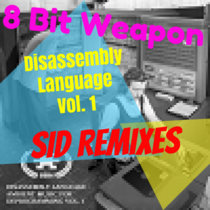 Disassembly Language Vol. 1: SID Remixes cover art