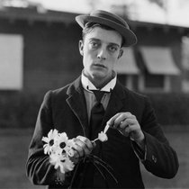 Buster Keaton (Cover) cover art