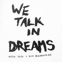 We Talk In Dreams cover art