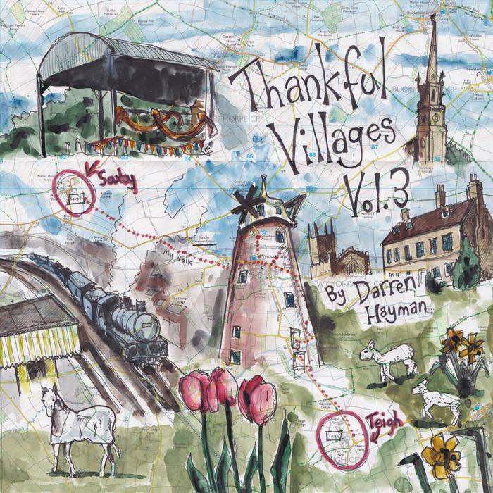 Thankful Villages Volume 3 | Darren Hayman