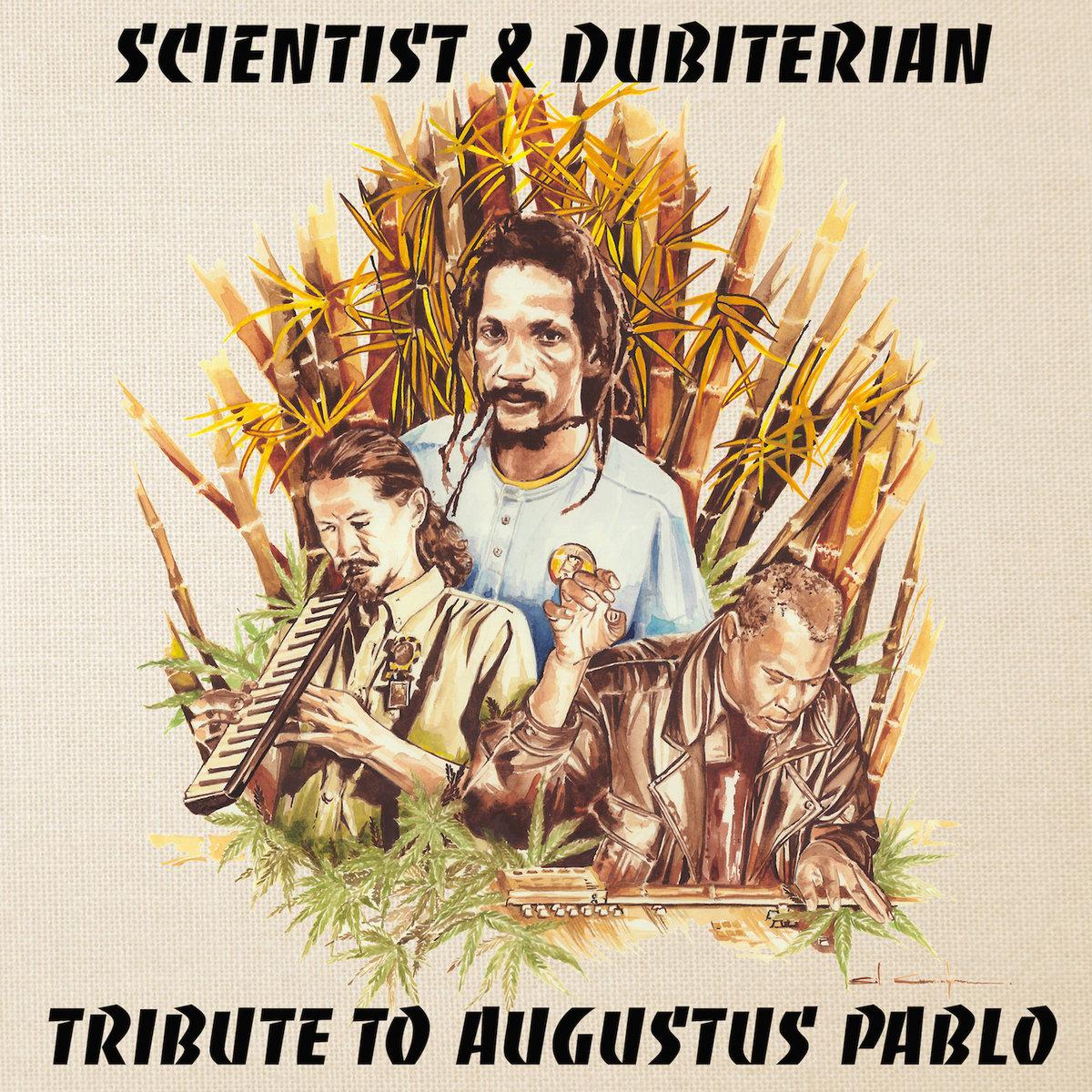 Tribute to Augustus Pablo   Dubiterian
