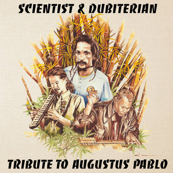 Tribute to Augustus Pablo cover art